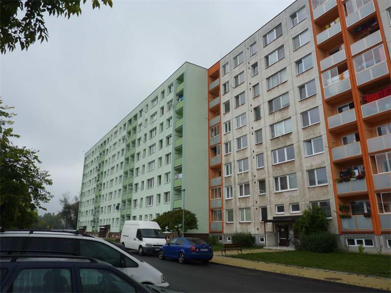 spoluvlastnický podíl na společných částech domu