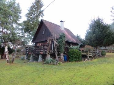 Přístavba rekreační chaty